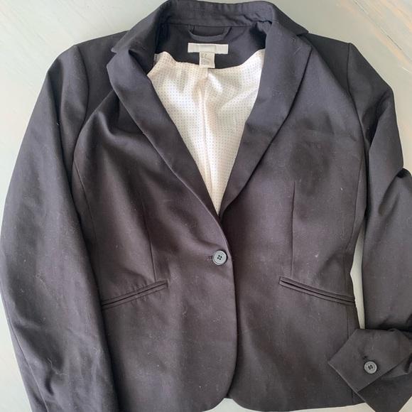 H&M Button Blazer